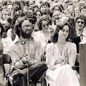 Grauating class of 1971