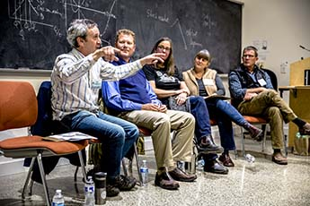 Making Change: Innovation, Creativity, Entrepreneurship, and Intrapreneurship with Rhys Roth, Craig Ottavelli '97, Jami Heinricher '91, Kim Gaffi and Chris Baggott '83.