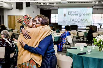 Return to Evergreen Tacoma Brunch