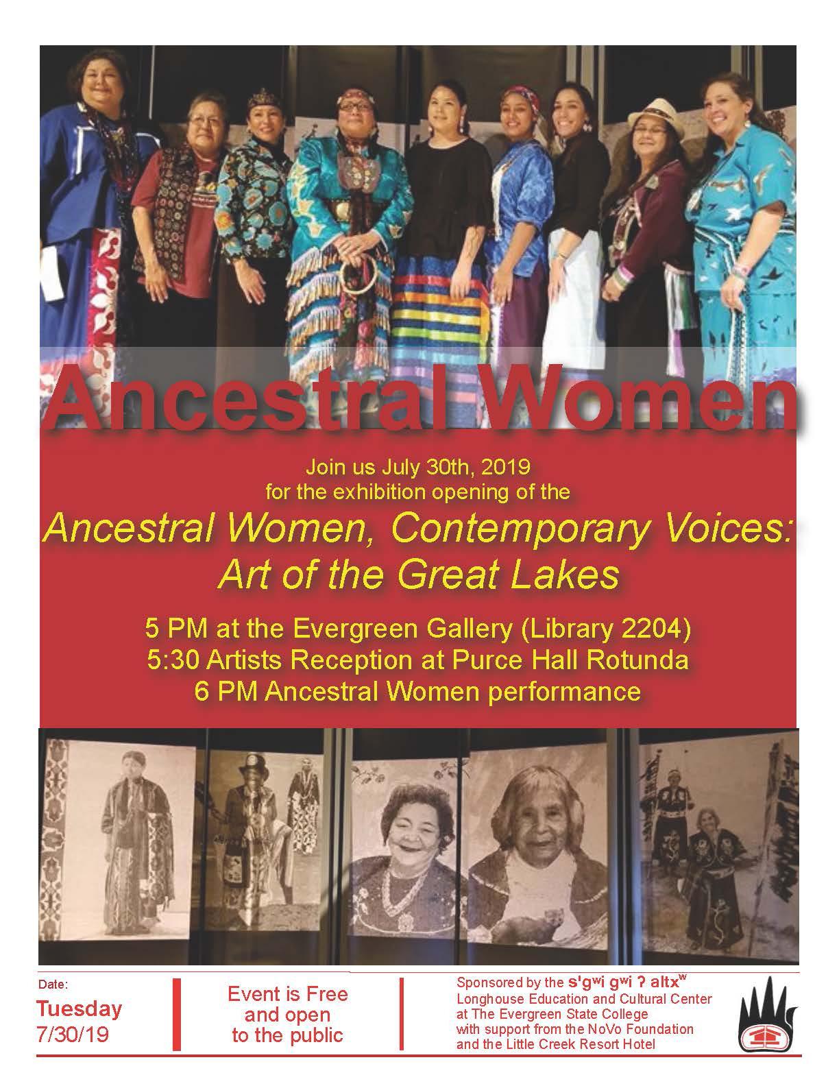 Ancestral Women
