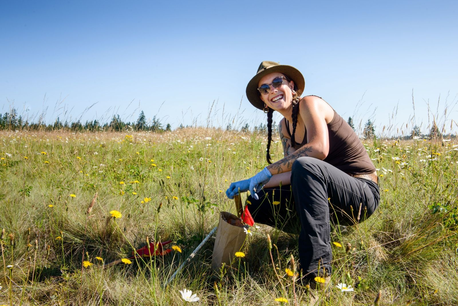 Summer Undergraduate Research Fellowships at The Evergreen State College Offer Hands-On Work Experience