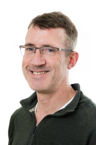 Faculty portrait, Kevin Francis