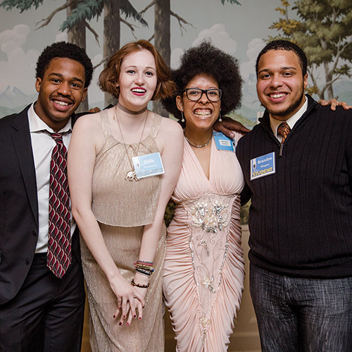 Governor's Mansion Mixer