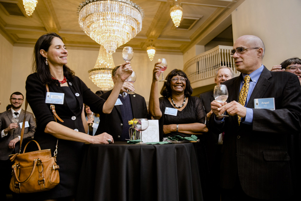 A Toast to Evergreen's Next 50 Years