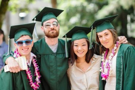 Evergreen Graduation