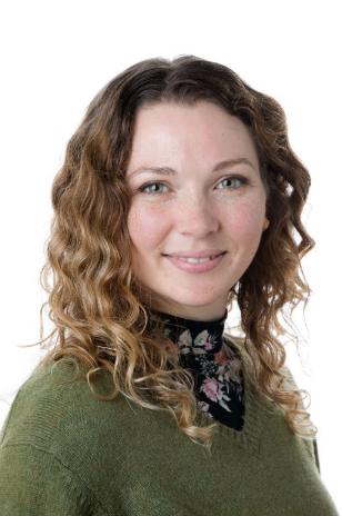 Heidi Zarghami headshot