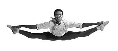 Kabby Mitchell III Jump