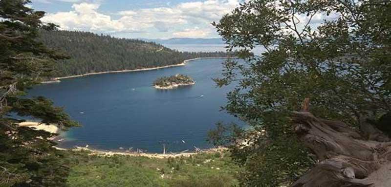 Experience Lake Tahoe. Donated by Sarah Rumbaugh '93.