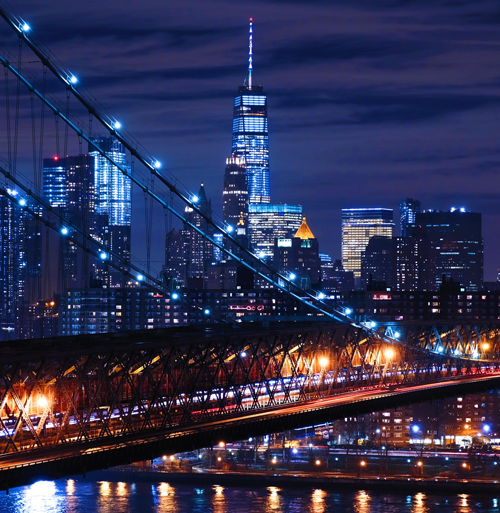 New York City Weekend Getaway for Two • Value: $1,250