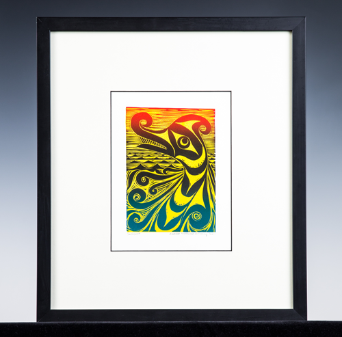 Sea Serpent by Alexander McCarty • Value: $950