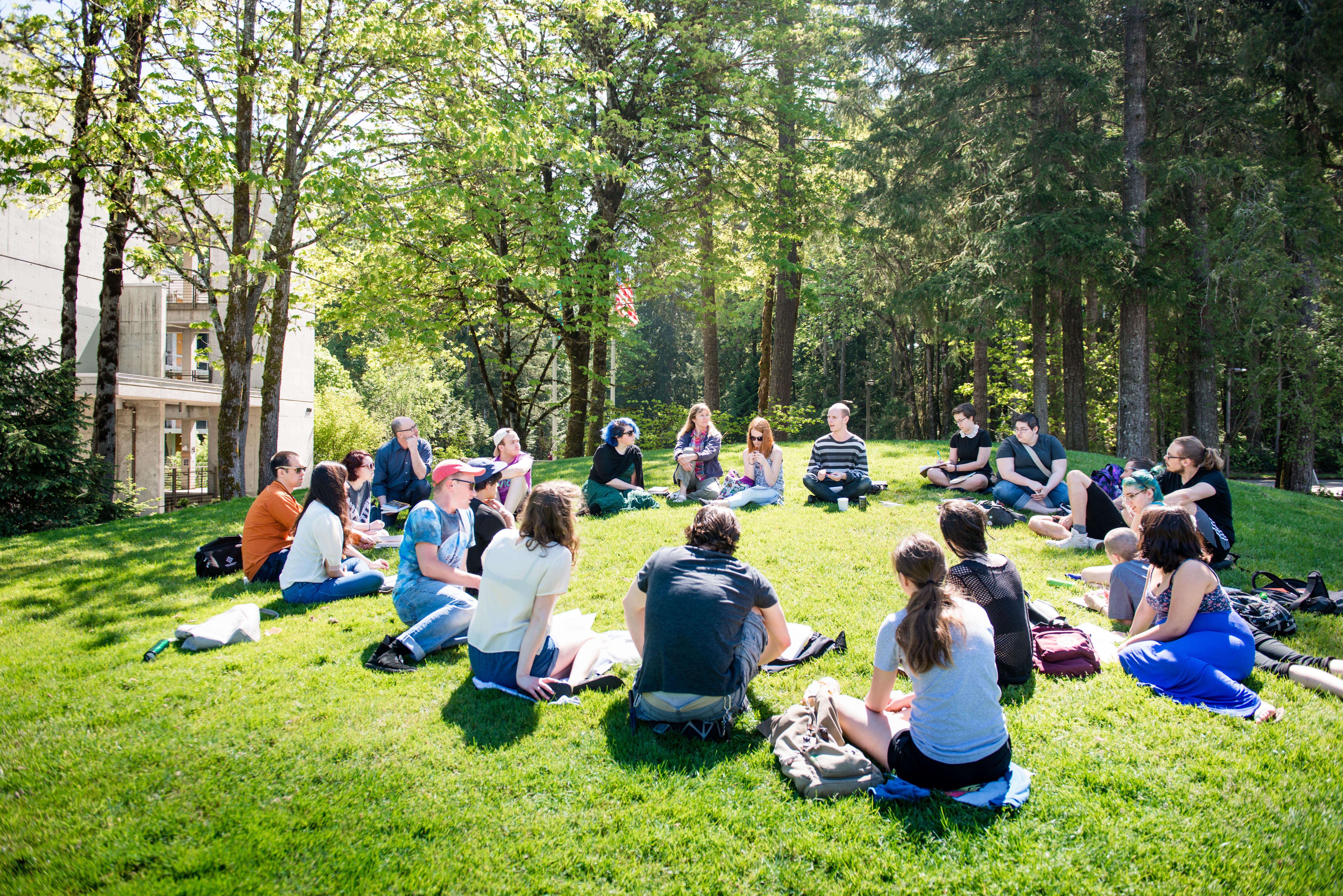Summer Outdoor Seminar