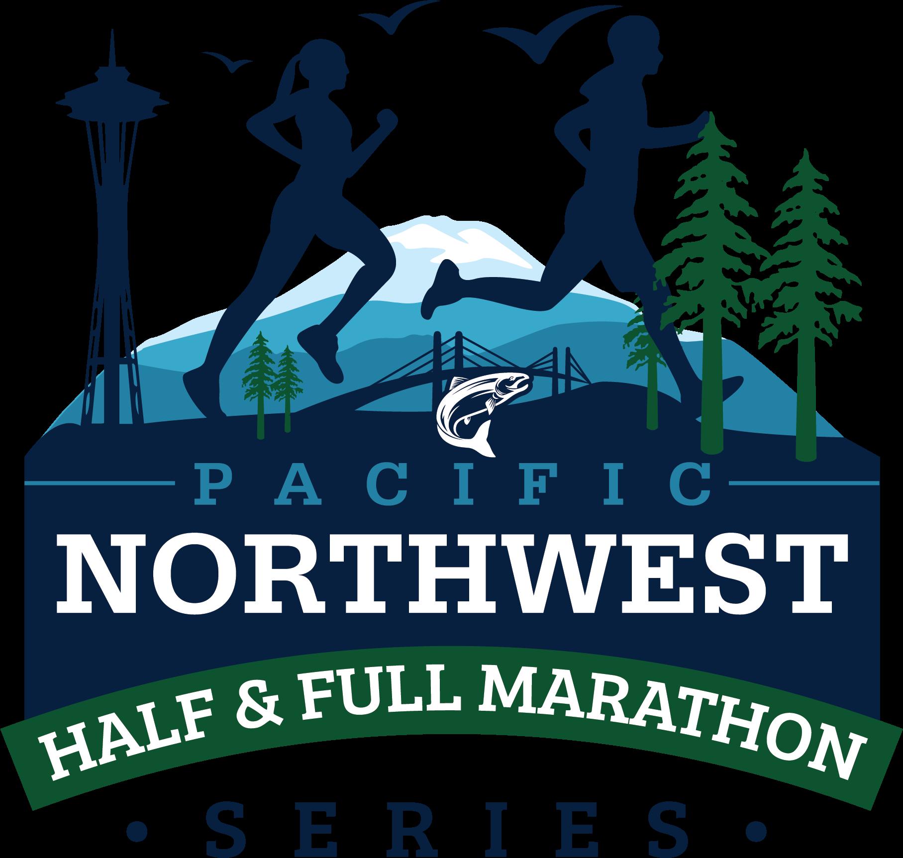 Pacific Northest Half Marathon Series logo