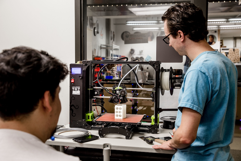 3D Printer Lab