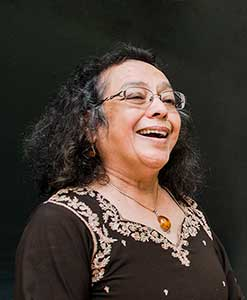 Photograph of Ratna Roy