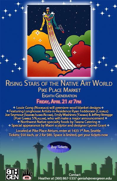 Rising Stars of the Native Art World