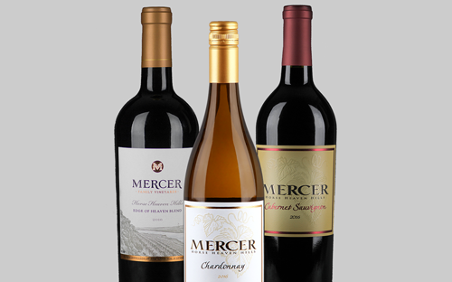 Mercer Estates VIP Wine Tasting for Four • Value: $90
