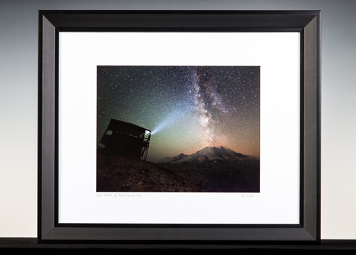 Mount Fremont Lookout, Mt. Rainier National Park by Ken Tabbutt • Value: $200
