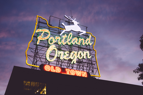 Night Out for Two in Portland • Value: $300
