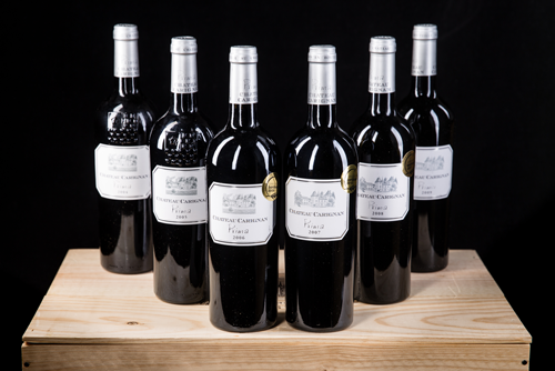 Chateau Carignan Prima Set • Value: $150
