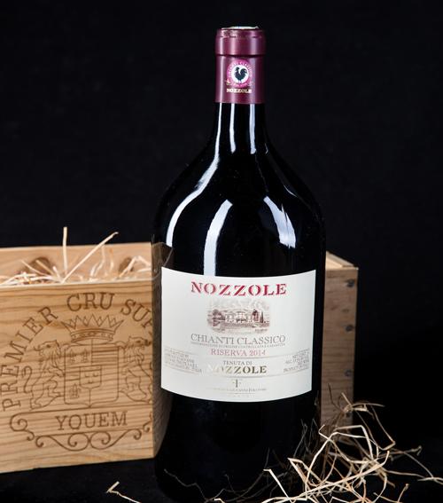 2014 Tenuta di Nozzole Chianti Riserva Double Magnum • Value: $150