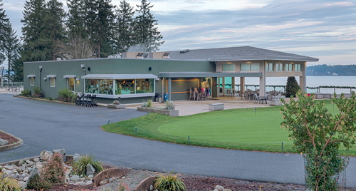A Round of Golf for Four at Olympia Country and Golf • Value: $300