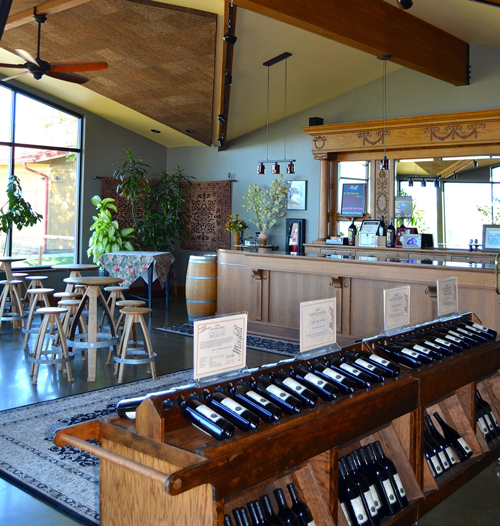 Maryhill Winery Tour and Tasting for Eight • Value: $416