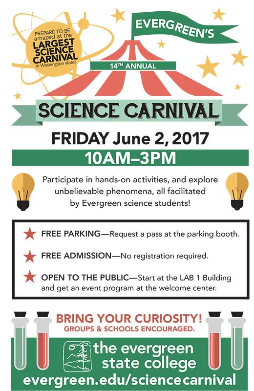 Science Carnival Flyer