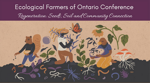 Ecological Farmers of Ontario Conference Logo