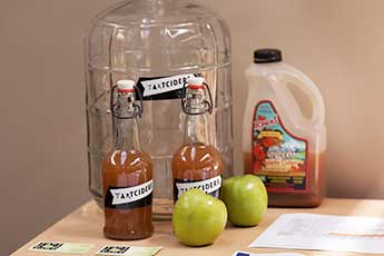 Tart Cider