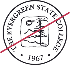 Official Evergreen seal.