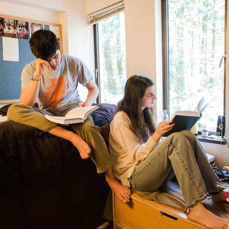 Students in Housing