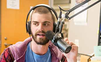 DJ on the Air