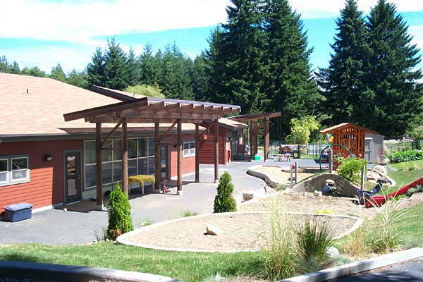 Childcare Center Playground
