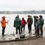 Photo of the Evergreen Shellfish Club