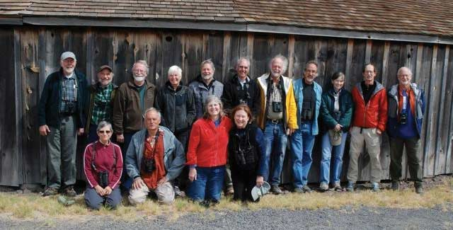 Steve Herman and the Evergreen Environment program II in 2016