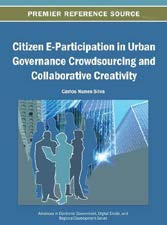 Citizen E-Participation in Urban Governance Book Image