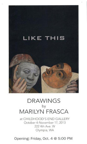 Like This by Marilyn Frasca