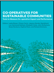 Co-operatives for Sustainable Communities Cover