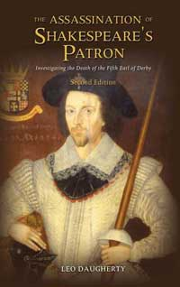 Shakespeare's Patron Book Cover Image