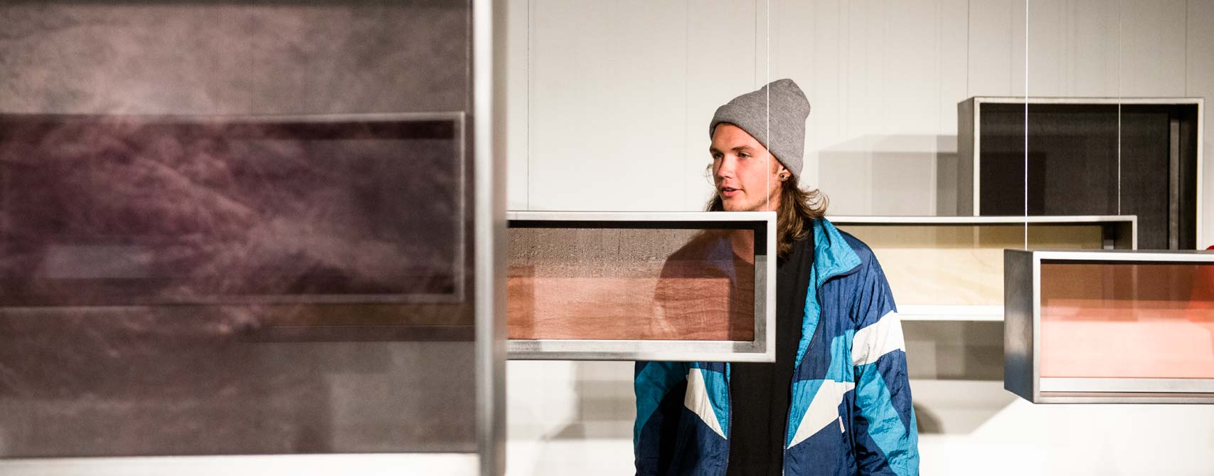 Go beyond majors, classes, and grades and experience your education the way you imagine. Learn more.