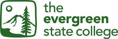 Image result for evergreen state college logo