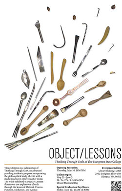 Object / Lessons Poster