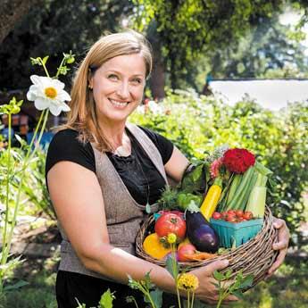Katie Rains '08, transfer student