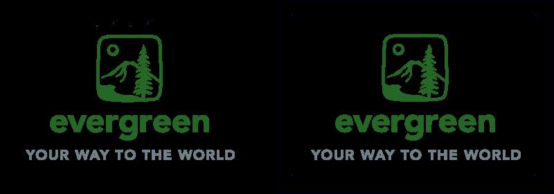 Logo spacing demo.