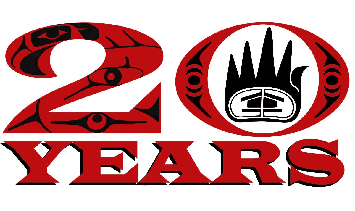 20th Anniversary Logo with TBird Design
