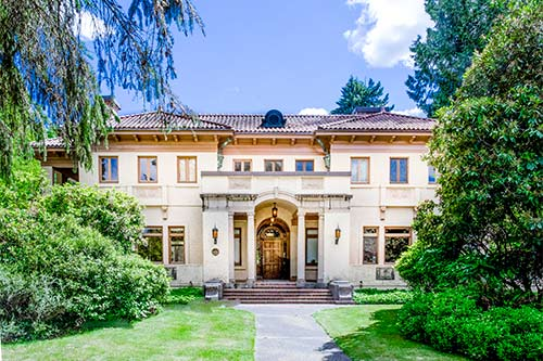 Evergreen Talks at the Historic Lord Mansion