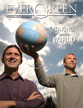 Fall 2007 magazine cover