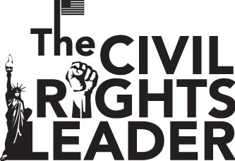 The Civil Rights Leader - typography