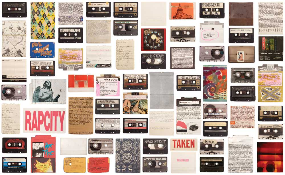 Image of cassette tapes