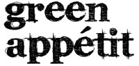 Green Appétit text graphic